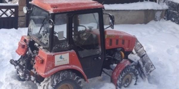 Трактор «БЕЛАРУСЬ» 320-1