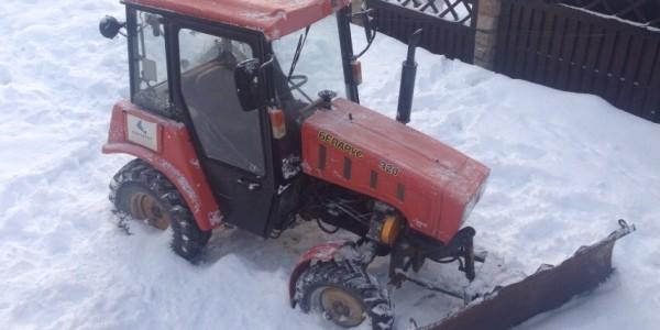 Трактор «БЕЛАРУСЬ» 320-2