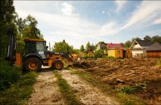Аренда спецтехники — отличный способ сократить время строительства дома
